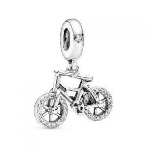 Charm Colgante Pandora Bicicleta Brillante 797858CZ