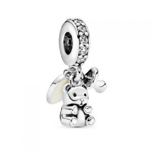Charm Colgante Pandora Tesoros de Bebé 792100CZ