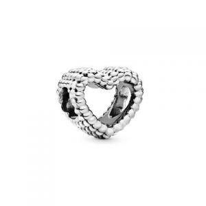 Charm Pandora Corazón Moldeado 797516