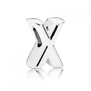 Charm Pandora Letra X 797478