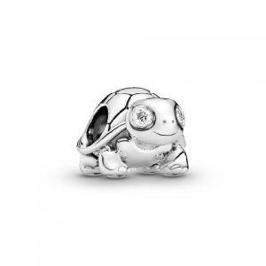 Charm Pandora Tortuga con Ojos Brillantes 797878CZ