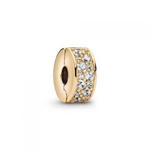 Clip Pandora Elegancia Brillante 768658C01