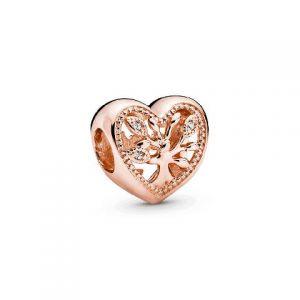 Charm Pandora Corazón Árbol de la Vida 788826C01