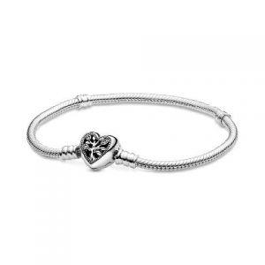 Pulsera Pandora Corazón Árbol de la Vida 598827C01 (C)