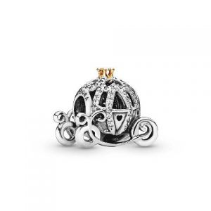 Charm Pandora Disney Carroza de Cenicienta 791573CZ