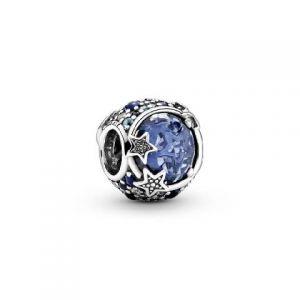 Charm Pandora Estrellas Azul Celestial 799209C01