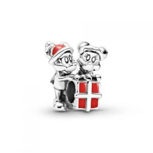 Charm Pandora Disney Mickey Minnie Regalo Navidad 799194C01