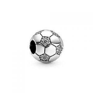 Charm Pandora Pelota de Fútbol 798795C01