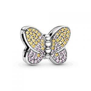 Charm Pandora Reflexions Mariposa Deslumbrante 797864CZM
