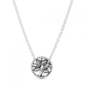 Collar Pandora Árbol de la Vida 397780CZ (C)