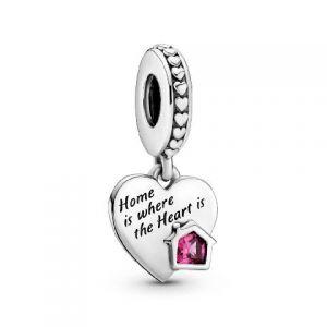 Charm Colgante Pandora Hogar Corazón 799324C01