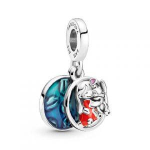 Charm Colgante Pandora Disney Familia Lilo Stitch 799383C01