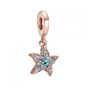 Charm Colgante Pandora Estrella Mar Brillante 788942C01